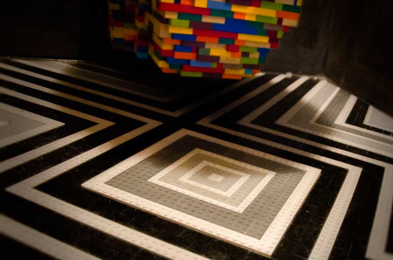 lego toilet floor bar theming epoxy