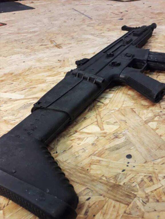 rifle replica